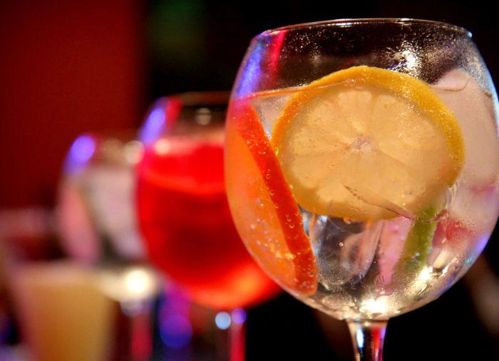 Taller Gin-tonic