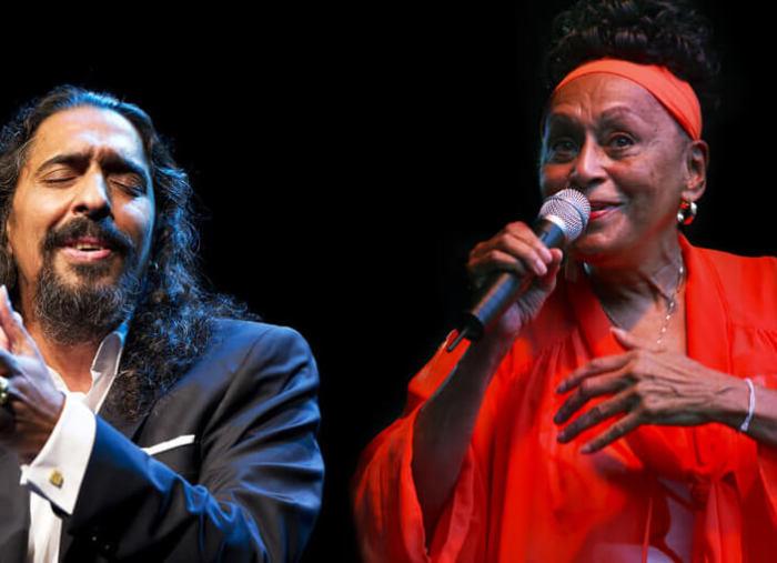 Omara Portuondo & El Cigala en España