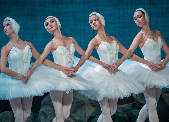 Ballet, El lago de los cisnes