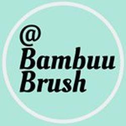 BambuuBrush Bamboo & Charcoal Toothbrush