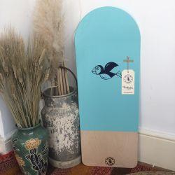 Dick Pearce Wood Puffling Little Folk's Bellyboard