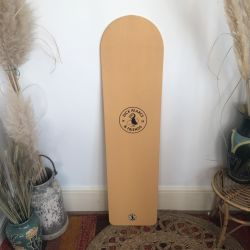 Dick Pearce Wood Surf Rider Bellyboard