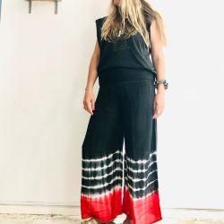 Fair Trade Tie Dye Lounge Pants