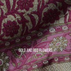 Fairtrade Sari Silk  Wrap Top