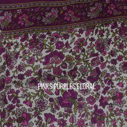 Faitrade Sari Silk Kimono