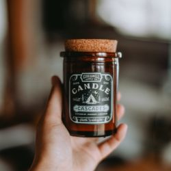 Good & Well DUSK Soy Apothecary Candle