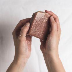 Handmade Vegan Soap Block - Bohemian Blush