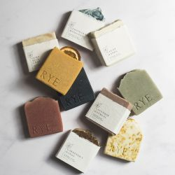 Handmade Vegan Soap Block - Morning Mint