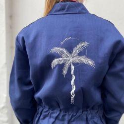 JB Own Brand Palm Boiler Suit