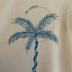 JB Own Brand White Palm Tee