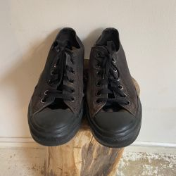Jolly Brown Vintage Converse Black Size 7