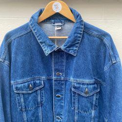 Jolly Brown Vintage Denim Jacket