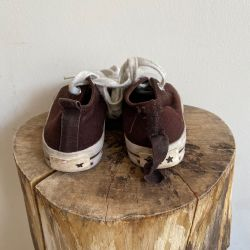 Jolly Brown Vintage Kids Pumps Brown Size 8