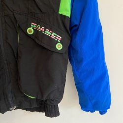 Jolly Little Folk 1980s Roamer Board Jacket Age 10+