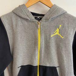 Jolly Little Folk Basketball Nike Air JORDAN Zip Hoodie Age 10-12