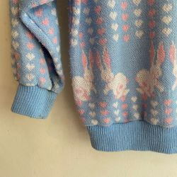 Jolly Little Folk Spring Bunny Jumper 18-24 months