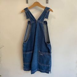 Jolly Little Folk Tommy Hilfiger Short Dungarees Age 8-10