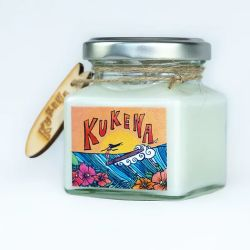 Kukena Lemongrass Soy Candle