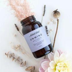 Nathalie Bond Organics Unwind Bath Salts