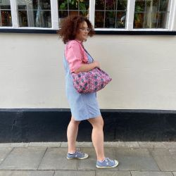 Rose Moon Booganbel Day Bag