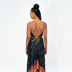 SAILAWAY Dress CO. Goddess Dress 'Bodhi Midnight'