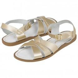 Salt Water Original Sandals in Gold