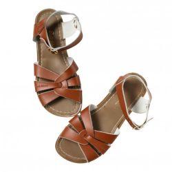 Salt Water Original Sandals in Tan