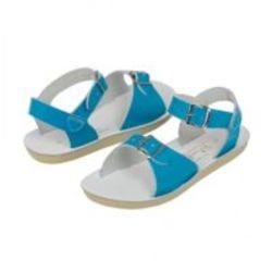 Salt water Kids Surfer Sandals Turquoise
