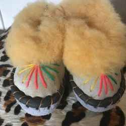 Sheepers Little Folk Toddler Slippers 5-6