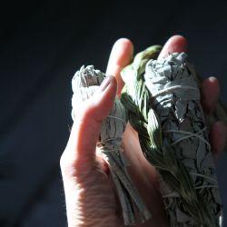UME Californian White Sage Smoke Cleansing Bundle