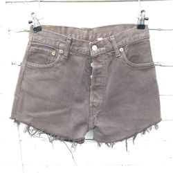 Vintage Levi 517 Cut Off Shorts waist 29