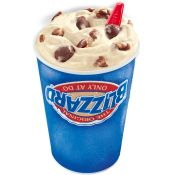 TURTLES with Pecans Blizzard