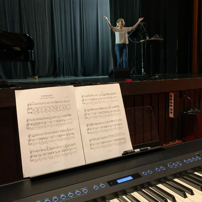PORTALEN – Den hodeløse sopran