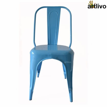POPART French Blue Long Chair
