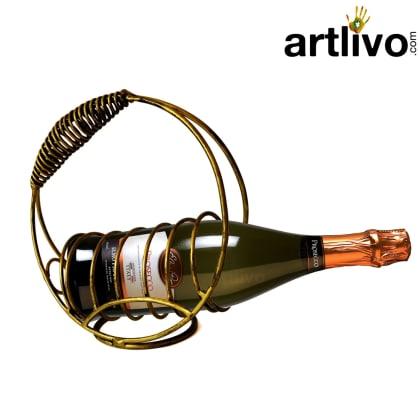 Ferro Fusion Wire designer Bottle Holder