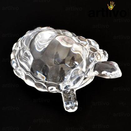 Glass Crystal Big Tortoise