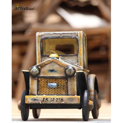 POPART Deco Cream Car