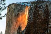 Yosemite Horsetail Fall