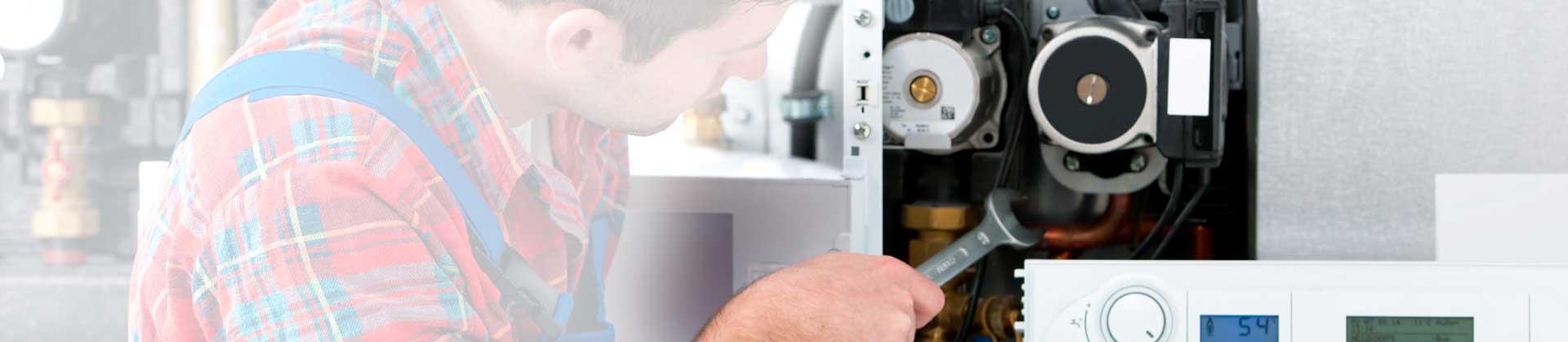 Wartung, Reparatur, Instandhaltung von Gasinstallationen