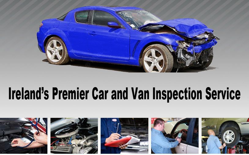 Inspect a car or van