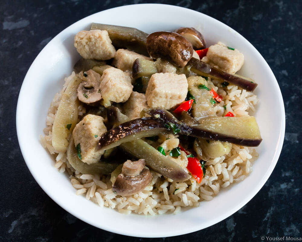Thai Green Curry Recipe Moose Feasts