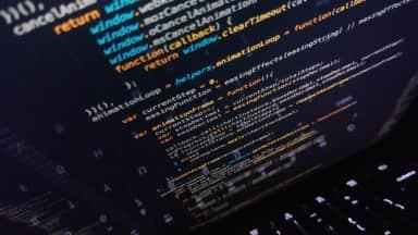 Programming Code On Screen