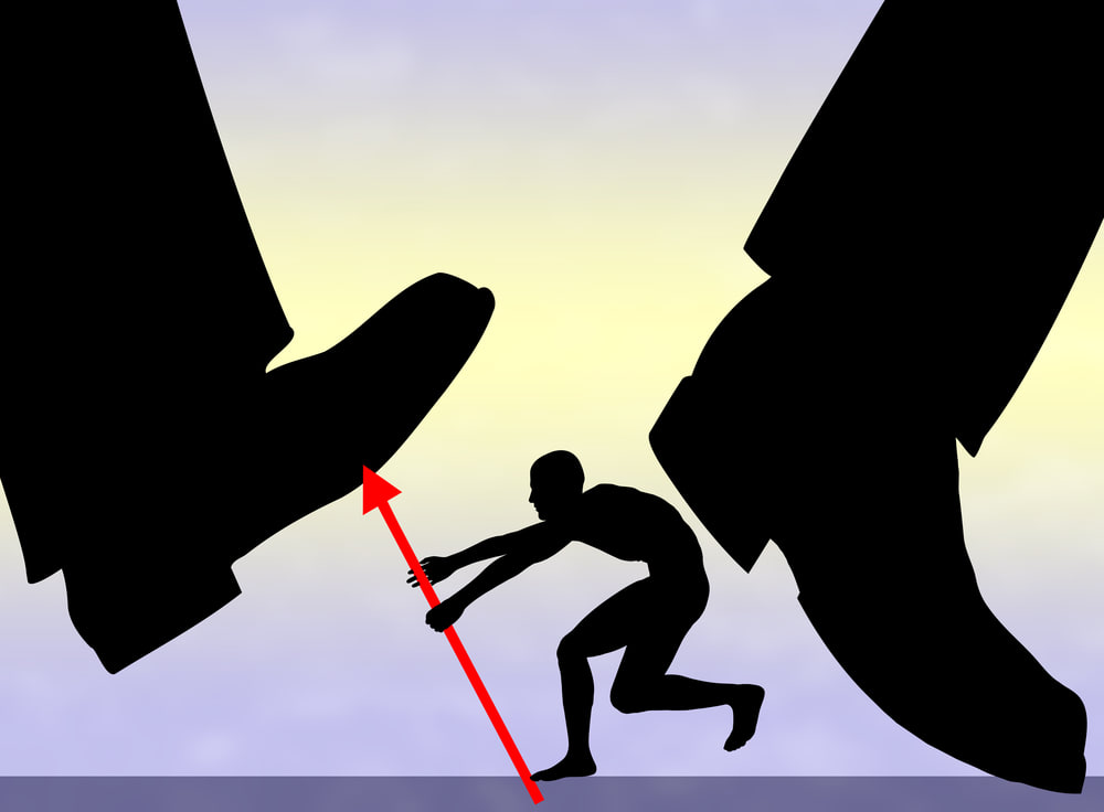 For startups it is very much David v Goliath - Here's 3 tricks to help you slay the giants