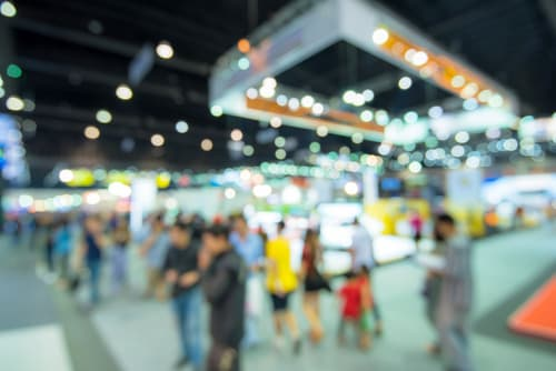 Six Things To Remember When Exhibiting At A Business Show