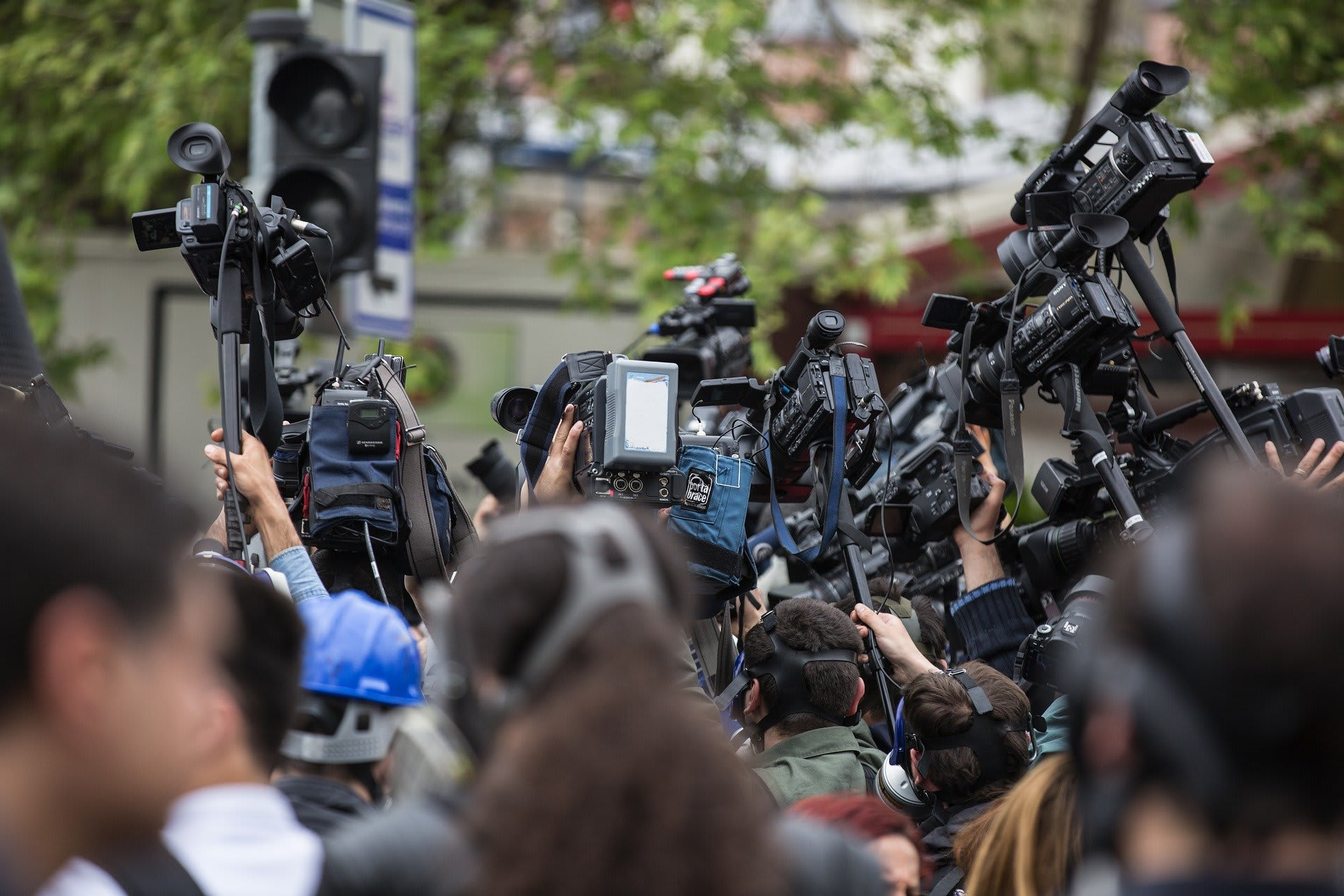 Why being part of the news in PR is better than trying to set the news