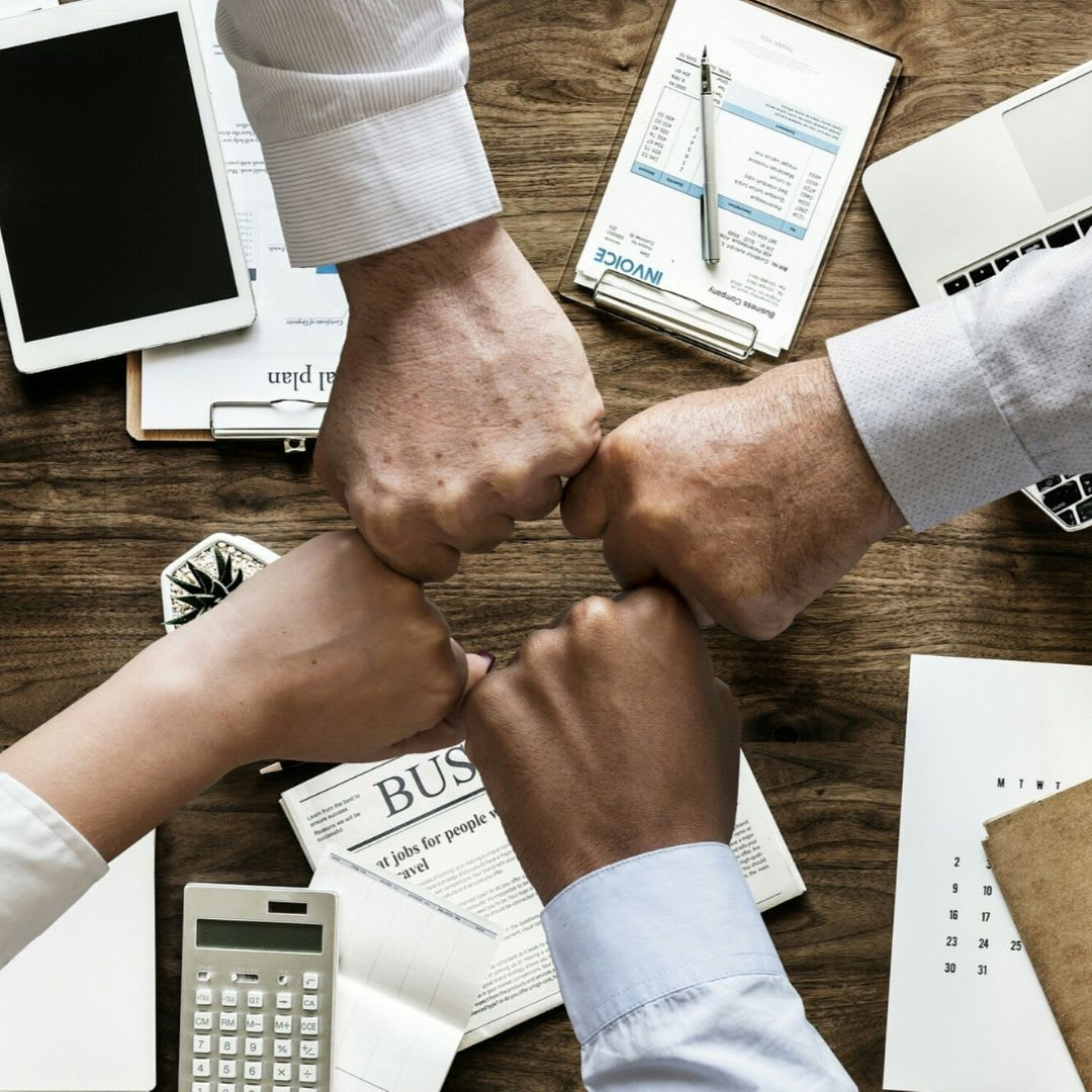 Why collaboration is key in levelling the playing field for small business PR