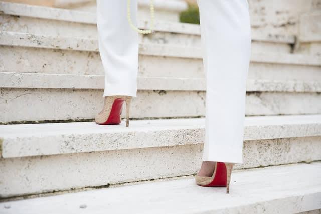 Susannah Davda of The Shoe Consultant