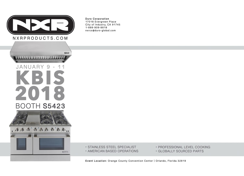 Tradeshow invitation card