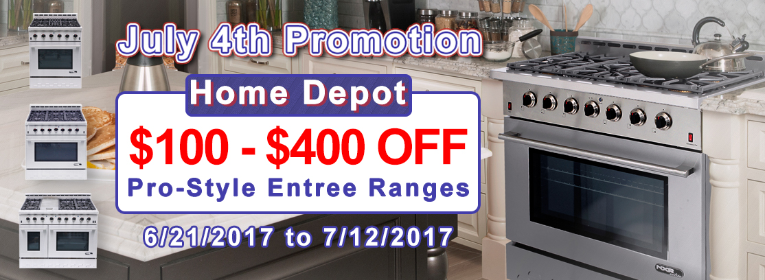 Home Depot Promotion