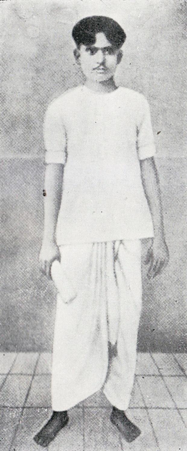 কিশোর নজরুল